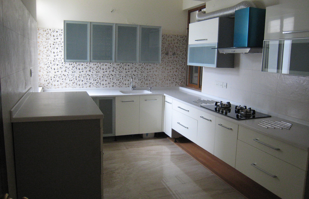 Interiors For Kitchen forte point india | builders & developers | interior design